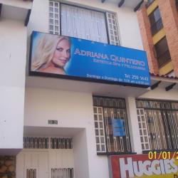 Adriana Quintero Estética Spa y Peluquería en Bogotá
