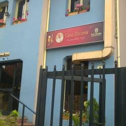 Restaurante Casa Victoria en Bogotá