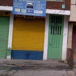 Alarmas Lcar en Bogotá
