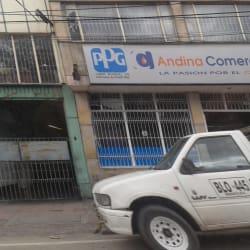 Andina Comercial Ltda. en Bogotá