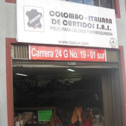 Italcur S.A.S. en Bogotá