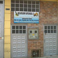 Mecanizados Santamaria  JL en Bogotá