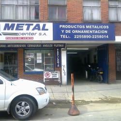 Metal Center S.A en Bogotá