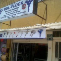 American Security Mul-T-Lock en Bogotá