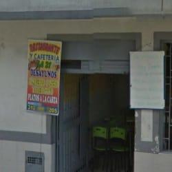 Restaurante y Cafetería La 21 en Bogotá