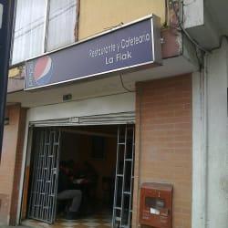 Restaurante y Cafetería La Flak en Bogotá