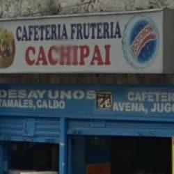 Cafetería Frutería Cachipai en Bogotá