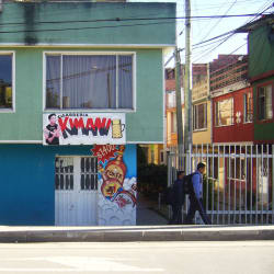 Cigarrería Kimani en Bogotá