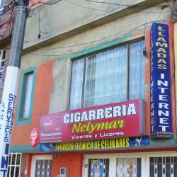 Cigarrería Nelymar en Bogotá