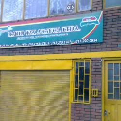 Radio Tax Arauc Ltda. en Bogotá