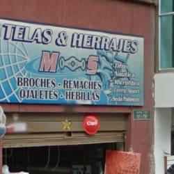 Telas y Herrajes MS en Bogotá