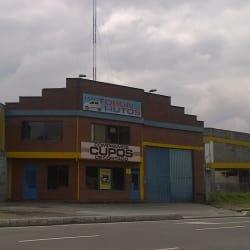 Taxis Tobon Autos en Bogotá