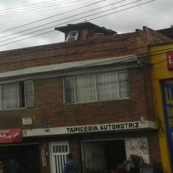 Tapicería Automotriz Diagonal 39A Sur en Bogotá