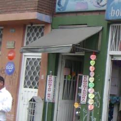 Remontadora Dagui en Bogotá
