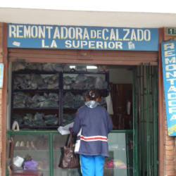 Remontadora De Calzado La Superior en Bogotá