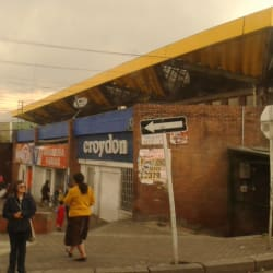 Croydon Carrera 6 con 24 en Bogotá