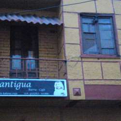 Cubantigua Café Bar en Bogotá