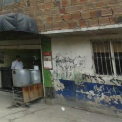 Tamales Carrera 5I en Bogotá