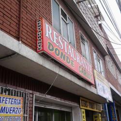 Restaurante Donde Carlos en Bogotá