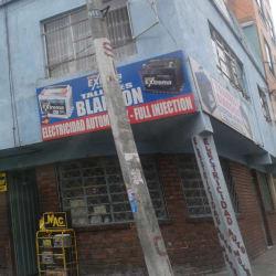 Talleres Blandon en Bogotá