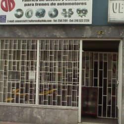 Talleres Diaz Ltda. en Bogotá