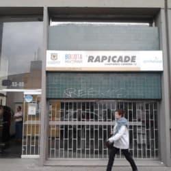 RapiCADE Carrera 13 en Bogotá