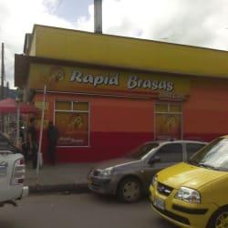 Rapid Brasas en Bogotá