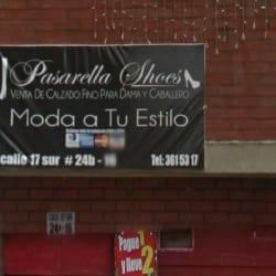 Pasarella Shoes en Bogotá