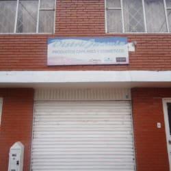 Distri Jazmín en Bogotá