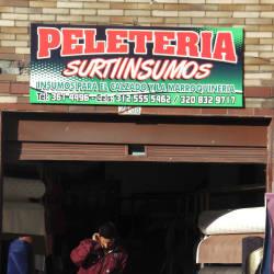 Peletería Surtinsumos en Bogotá