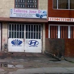 Talleres José O. en Bogotá