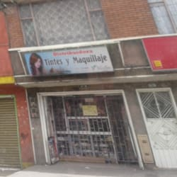 Distribuidora Tintes y Maquillaje en Bogotá