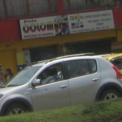 PintuColombia en Bogotá