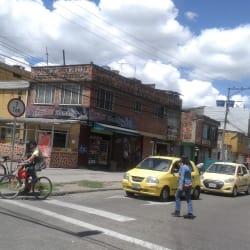 Panadería Pan Pal Hambre en Bogotá