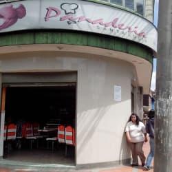 Panadería Santa Lucía en Bogotá