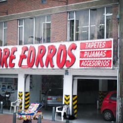Pare Forros  en Bogotá