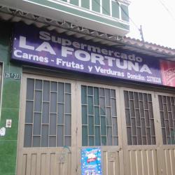 Supermercado La Fortuna en Bogotá