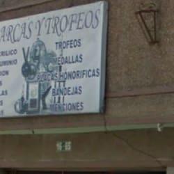 Marcas y Trofeos en Bogotá