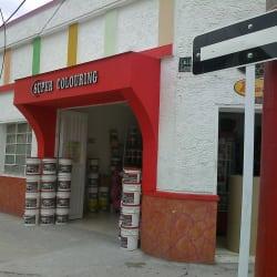 Super Colouring en Bogotá