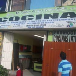 El Palacio De Las Cocinas Suba en Bogotá