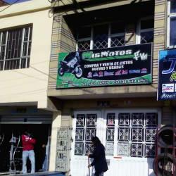 Mis Motos FM en Bogotá