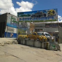 Eco Lavado Hangar en Bogotá