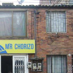 Mr Chorizo en Bogotá