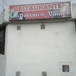Restaurante Las Delicias De Nana en Bogotá