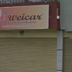 Fábrica EW Weicar en Bogotá