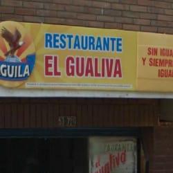 Restaurante El Gualiva en Bogotá