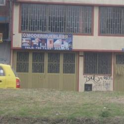 Muebles Avenida 1 de Mayo Con 52-58 en Bogotá