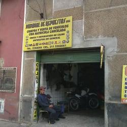 Mundial de Repuestos La 65 en Bogotá