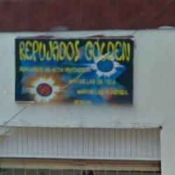 Repujados Golden en Bogotá