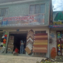 Importceramica en Bogotá